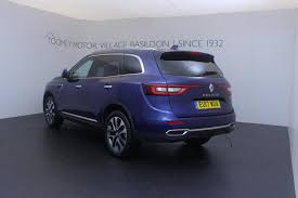 renault koleos 2017 seating capacity renault koleos signature nav dci for sale in basildon essex from