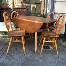 Ercol Dining Table And Chairs Ercol Table And Chairs