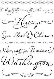 top five cursive fonts cursive fonts and free cursive fonts