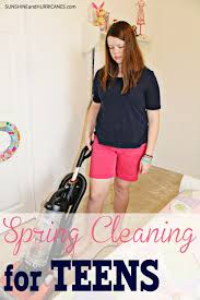 How To Do Spring Cleaning Spring Cleaning For Teens