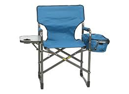 Folding Directors Chair Hgt Director U0027s Chair With Folding Table And Cooler Big 5
