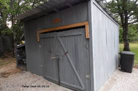 How To Build A Wood Shed Plans by How To Build A Pallet Shed