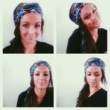 how to wear hair behind the ears how to wear a scarf as a hair wrap hope you like fresh air