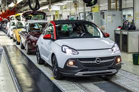 opel opel eisenach thuringia germany plant gm authority