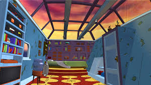 hey arnold hey arnold 3d bedroom journey youtube