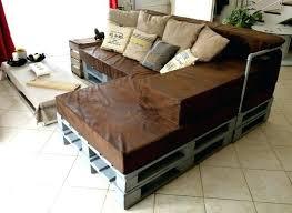 fabriquer canapé canape lit palette canapac palettes industriel salon fabriquer t