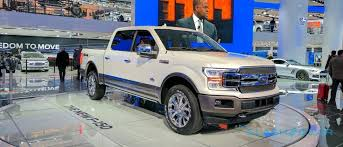 2018 ford f 150 adds turbodiesel plus new safety tech and styling