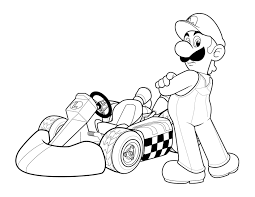 mario coloring pages free large images projects to try