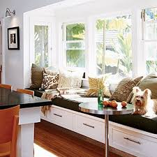 Bay Window Seat Kitchen Table by 117 Best Bay Windows U0026 Window Seats Images On Pinterest Home