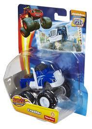 amazon com fisher price nickelodeon blaze u0026 the monster machines