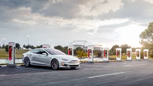 Tesla Supercharger Map Tesla Gives A Peek At The Supercharging Rest Stops It Wants To