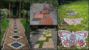 garden paths beautiful diy garden paths and inspiration the owner builder network