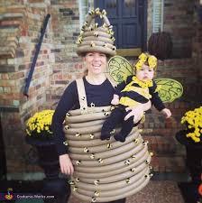 Halloween Costumes Bee Mama Beehive Baby Bee Halloween Costumes