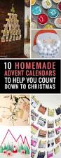 10 easy advent calendars to make at home to help you count down to