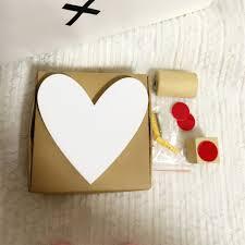 online shop wooden heart shaped hook decorative home wall hanger