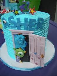 Monster Inc Baby Shower Decorations Cartoon Cake Archives U2014 Liviroom Decors