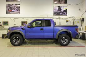 Ford F150 Truck Tent - ford f 150 svt raptor matte wrap by re styling pretty