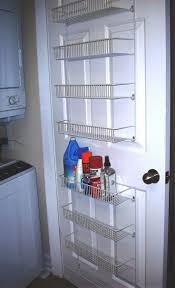 door storage u0026 behind door organizer