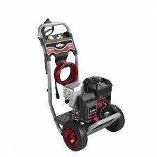 briggs u0026 stratton 3000 psi 2 7 gpm powered pressure washer 50