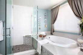 bathroom bathroom shower and tub combination ideas 8 of 19 photos luxe master bathroom boasts oval tub and walk in shower design combo photo 8 of