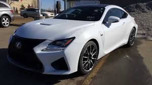 new lexus rcf new ultra white 2015 lexus rc f 2dr cpe performance package