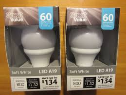 what s inside the walmart 60w replacement led bulb leds