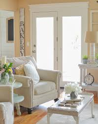 spring living room decorating ideas simple spring decor in the living room