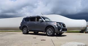 nissan armada 2017 2017 nissan armada road test review