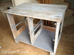 old deck wood laundry crate my love 2 create
