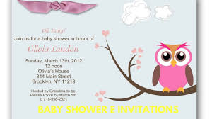 online baby shower invites baby shower email invitations