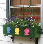 how to build window box planters 8 free plans
