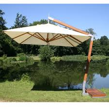 Large Umbrella For Patio Outdoor Patio Side Post Cantilever Umbrellas