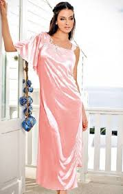 9 comfortable daily wear satin nightdress types for ladies
