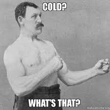 Cold Meme - cold what s that make a meme
