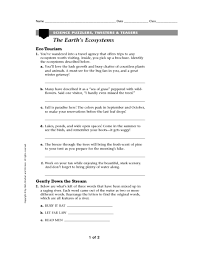 How The Earth Was Made Worksheet Answers Printables Planet Earth Shallow Seas Worksheet Followersblast
