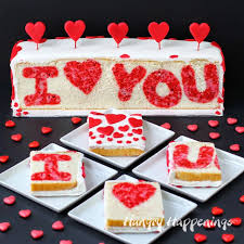 i love you valentine u0027s day cake food craft ideas