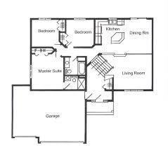 custom homes plans split entry split foyer floor plan ashton minnesota home