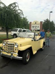 willys overland logo jim king u0027s award winning 1950 willys overland jeepster colonial