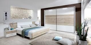 Schlafzimmer Braun Silber 2 Saragossa Weiß Und Eiche Sanremo Weiß Schlafzimmer Komplett In