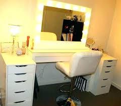 table l bedroom vanity set with lights for bedroom unique makeup vanity bedroom