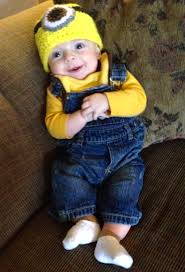 despicable me baby minion halloween costume this is halloween