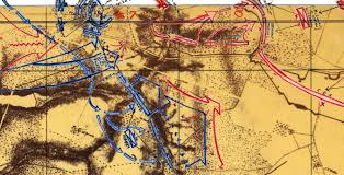 Battle Of New Orleans Map by The Third Battle Of Petersburg April 2 1865 U2014 The Siege Of