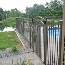 Different Types Of Fencing For Gardens - different kinds of fences pictures of fences