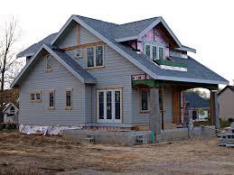 a bungalow company house under construction bungalow company