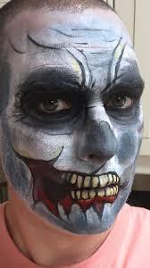 37 best my face paint images on pinterest clown face paint