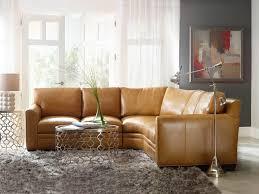 livingroom sectional bradington young living room sectionals 226 grayson sectional