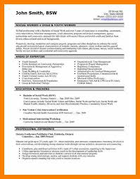 Janitorial Resume Examples by Social Work Resume Template