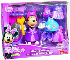 minnie s bowtique fisher price disney minnie princess bow tique toys