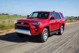 toyota suv review 2016 toyota 4runner trail suv review ratings edmunds