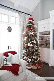 hgtvus decorating u design how white silver tree to